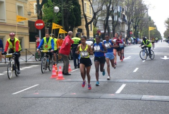 Maratón Madrid 2012 fotos