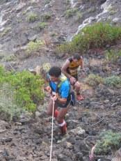 Haria Extreme pasos recorrido (41)