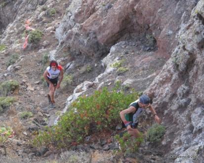 Haria Extreme pasos recorrido (46)