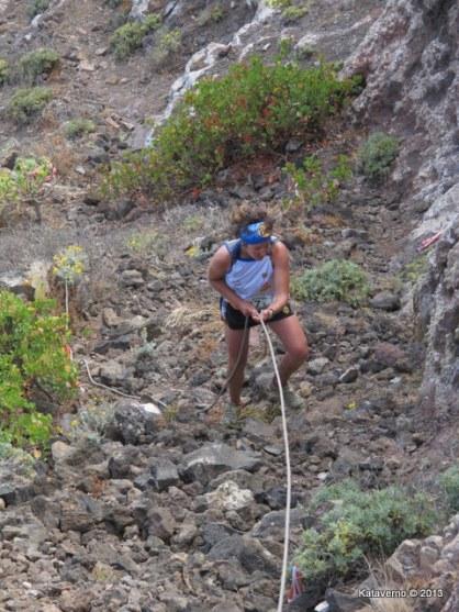 Haria Extreme pasos recorrido (64)