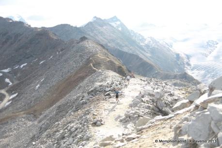 Salida y paso por Gornergrat - Matterhorn ultraks (156)