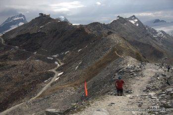 Salida y paso por Gornergrat - Matterhorn ultraks (418)