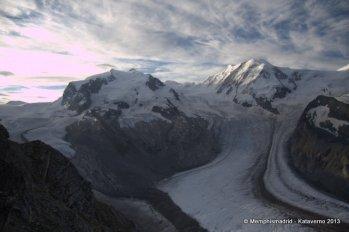 Salida y paso por Gornergrat - Matterhorn ultraks (42)