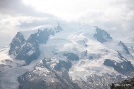 Salida y paso por Gornergrat - Matterhorn ultraks (420)