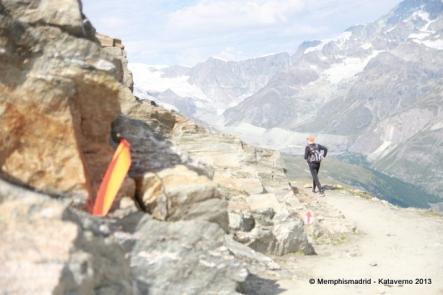 Salida y paso por Gornergrat - Matterhorn ultraks (432)