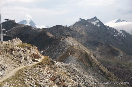Salida y paso por Gornergrat - Matterhorn ultraks (438)