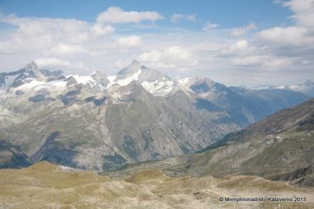 Salida y paso por Gornergrat - Matterhorn ultraks (442)