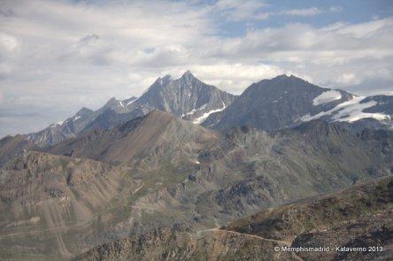 Salida y paso por Gornergrat - Matterhorn ultraks (443)