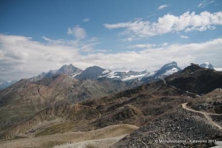 Salida y paso por Gornergrat - Matterhorn ultraks (446)