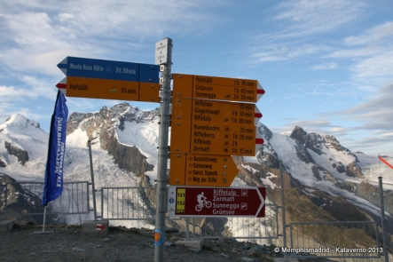 Salida y paso por Gornergrat - Matterhorn ultraks (50)