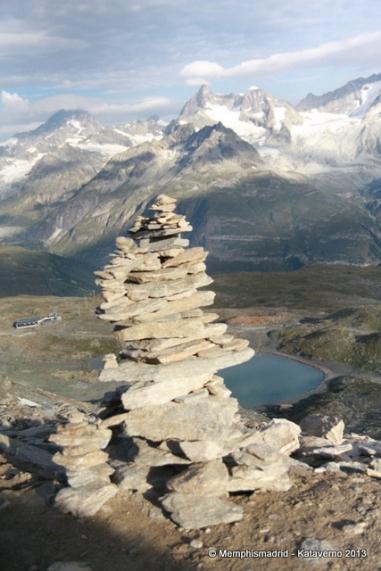 Salida y paso por Gornergrat - Matterhorn ultraks (72)