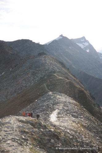 Salida y paso por Gornergrat - Matterhorn ultraks (79)