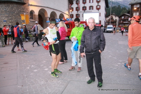 Salida y paso por Gornergrat - Matterhorn ultraks (8)