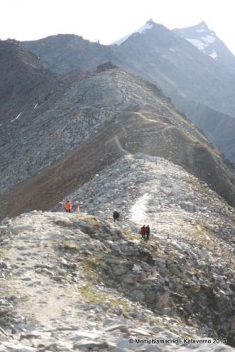 Salida y paso por Gornergrat - Matterhorn ultraks (80)