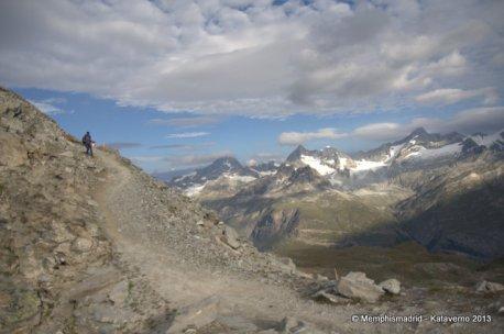 Salida y paso por Gornergrat - Matterhorn ultraks (84)