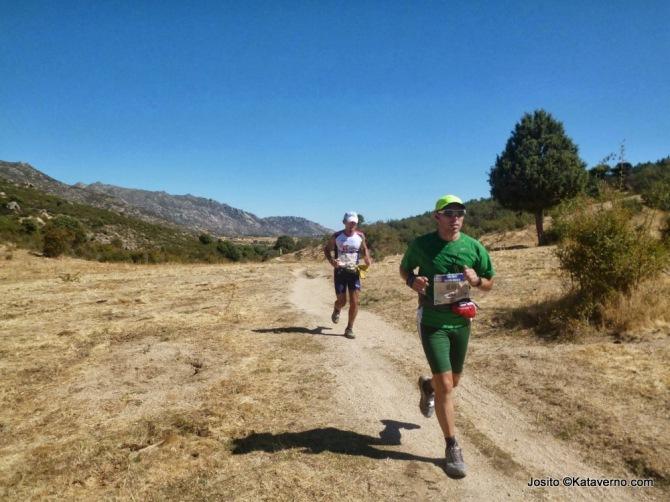 100km Madrid Segovia 2013: De nuevo el calor golpeó con fuerza en carrera.